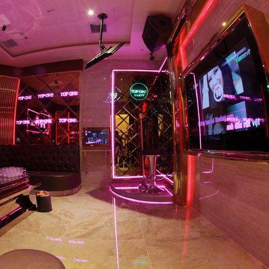 Phong trung Karaoke Top One KTV